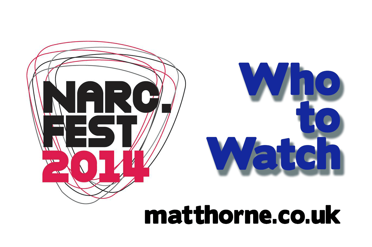 Who to watch at NARC Fest 2014