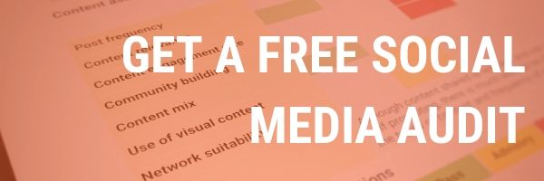 get a free social media audit